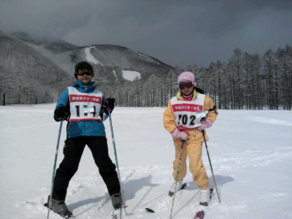 スキー3班