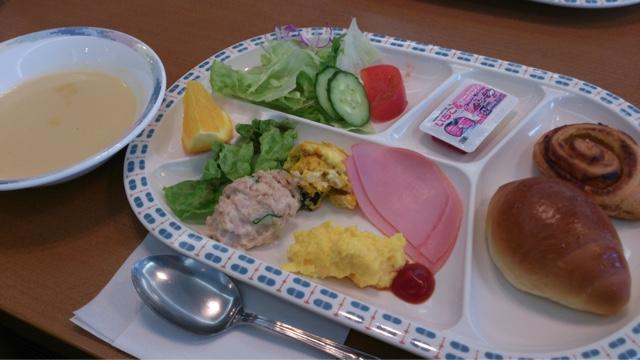 3日目朝食♪